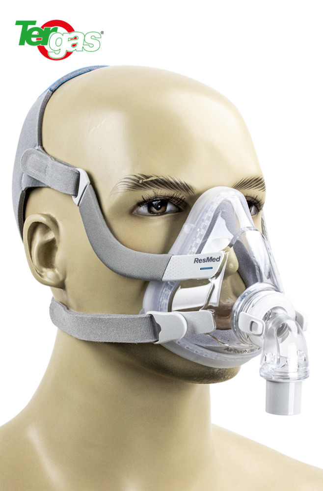 Maschera oronasale per CPAP AirTouch F20 - Resmed